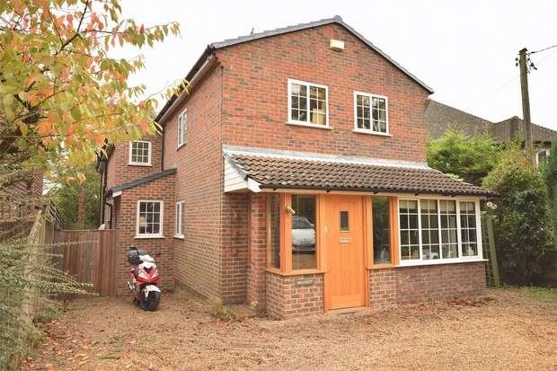 4 Bedrooms Detached House for sale in Hillcrest, Childsbridge Lane, Seal, Sevenoaks, Kent