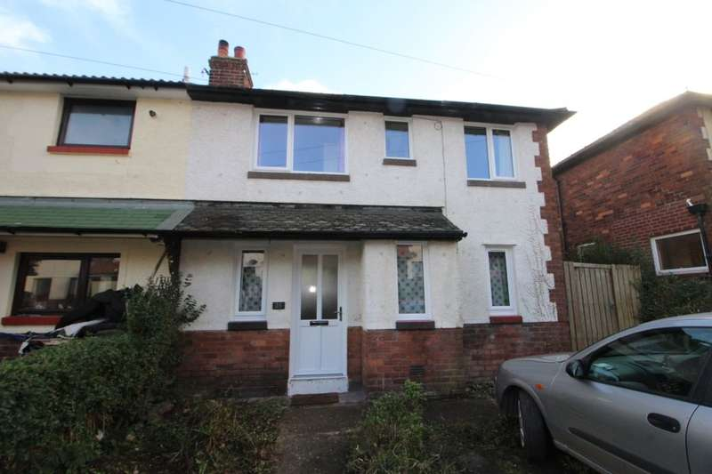 2 Bedrooms Property for sale in Manor Place, Carlisle, CA2