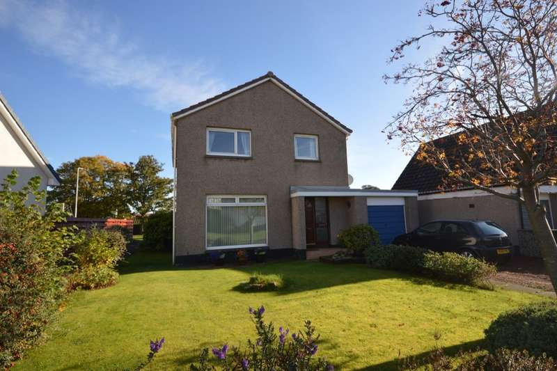 4 Bedrooms Detached House for sale in Longhill Gardens, Dalgety Bay, Dunfermline, KY11