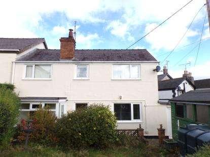 3 Bedrooms Semi Detached House for sale in Ffordd Y Llan, Treuddyn, Mold, Flintshire, CH7