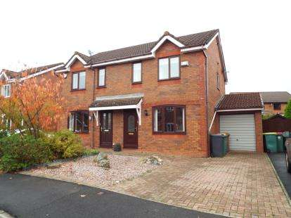 3 Bedrooms Semi Detached House for sale in Leesands Close, Fulwood, Preston, Lancashire