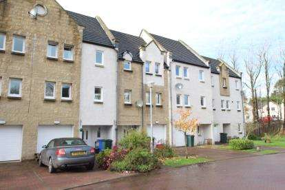 4 Bedrooms Terraced House for sale in Gilbert Sheddon Court, Stewarton