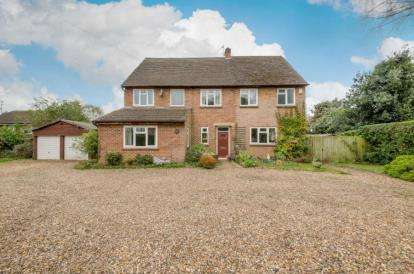 4 Bedrooms Detached House for sale in Great Brickhill Lane, Little Brickhill, Milton Keynes