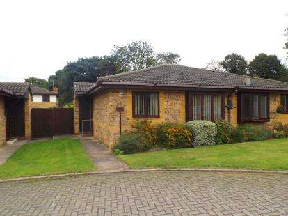 2 Bedrooms Bungalow for sale in Five Arches, Orton Wistow, Peterborough, Cambs
