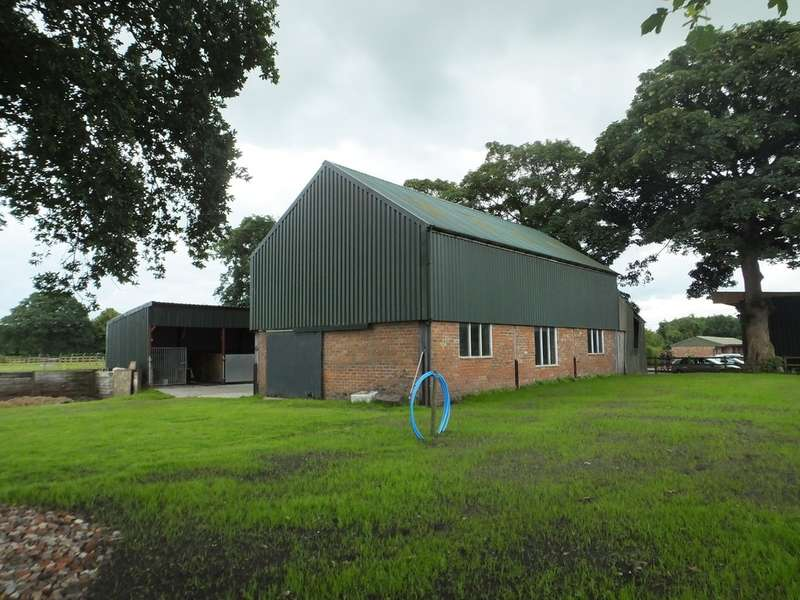 Unique Property for sale in Chester Road, Little Budworth, Tarporley