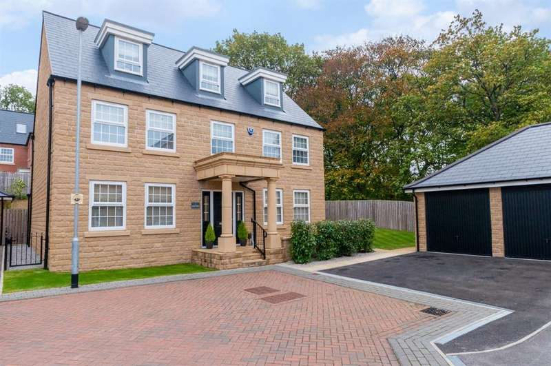 5 Bedrooms Detached House for sale in Oak View, Bragg Court, Adel, LS16