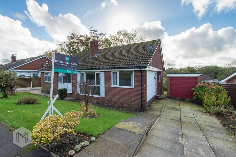 2 Bedrooms Semi Detached Bungalow for sale in Briggs Fold Road, Egerton, Bolton, BL7