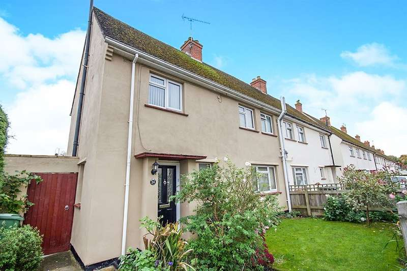 3 Bedrooms Semi Detached House for sale in Penn Hill Road, Calne, SN11
