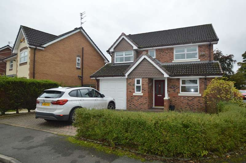 4 Bedrooms Detached House for sale in Hollins Mount, Church Meadow, Unsworth, Bury, BL9