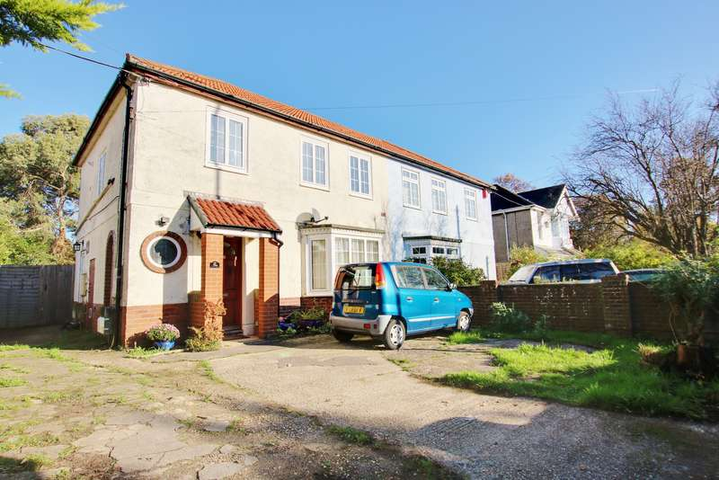 1 Bedroom Maisonette Flat for sale in Thornhill Park Road, Southampton