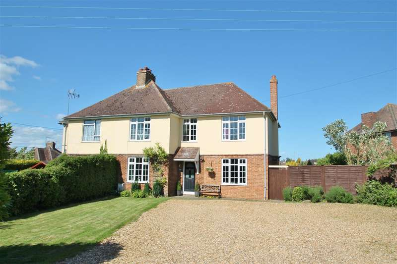 4 Bedrooms Semi Detached House for rent in New Road, Drayton Parslow