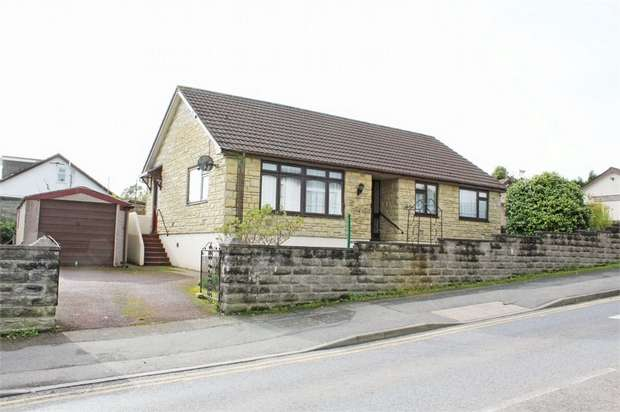 3 Bedrooms Detached Bungalow for sale in Sandy Hill, St Austell, Cornwall