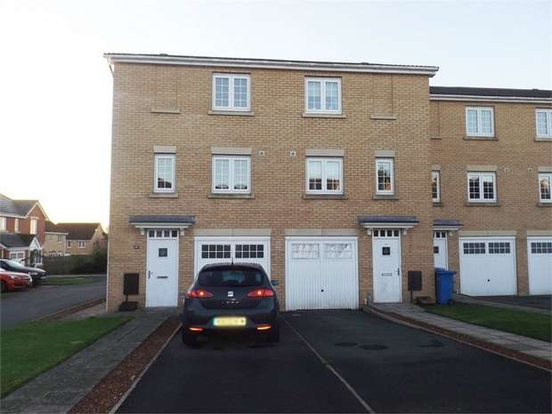 3 Bedrooms End Of Terrace House for sale in Winford Grove, Wingate, Durham
