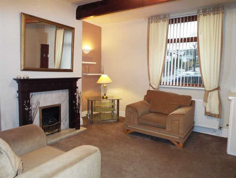 2 Bedrooms Terraced House for sale in Middleton Road, Royton