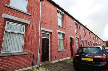 2 Bedrooms Terraced House for sale in Bonsall Street, Blackburn, Lancashire, ., BB2
