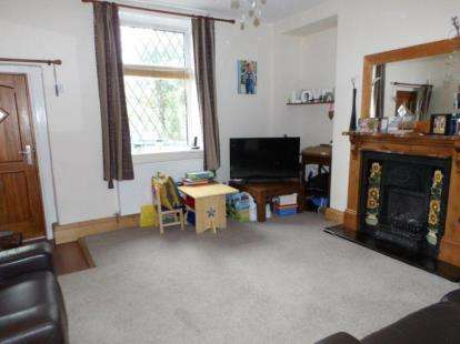2 Bedrooms Terraced House for sale in Winewall Road, Colne, Lancashire, BB8