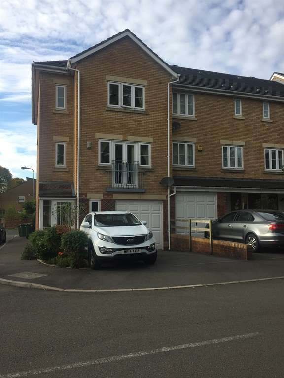 4 Bedrooms Town House for sale in Reardon Smith Court, Cardiff