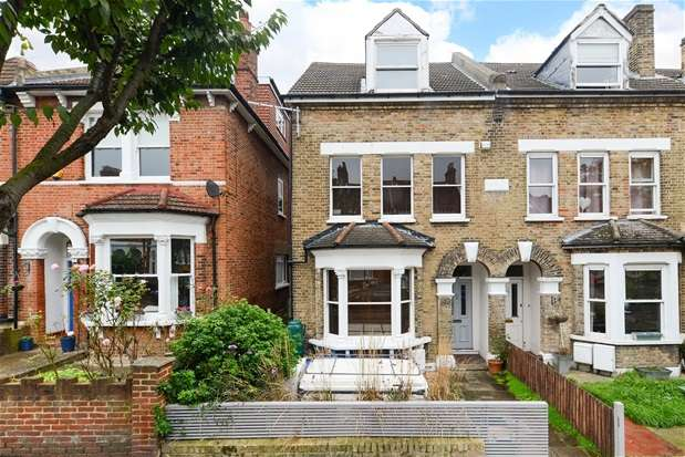 4 Bedrooms Semi Detached House for sale in Venner Road, Sydenham