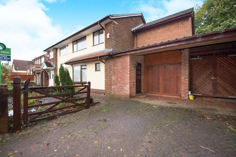 4 Bedrooms Semi Detached House for sale in Brakesmere Grove, Worsley, Manchester, M28