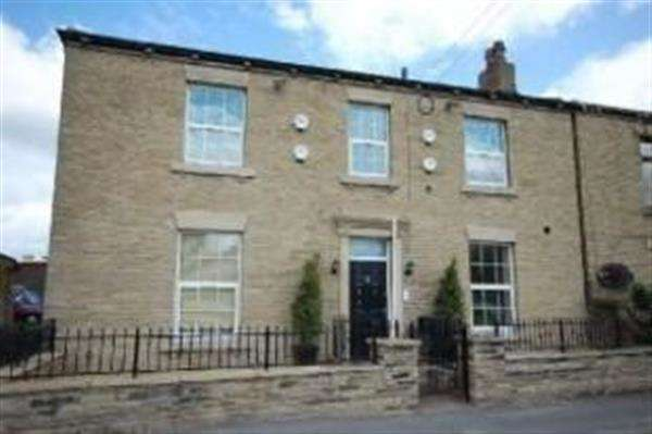 2 Bedrooms Apartment Flat for sale in Crown House Apartments, 32 Halifax Road, Liversedge