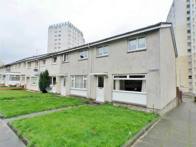 3 Bedrooms Terraced House for sale in Redgrave, Calderwood, EAST KILBRIDE