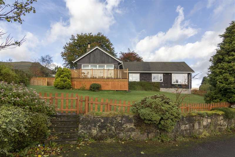 4 Bedrooms Semi Detached House for sale in Coroghon One, Muckhart, Dollar