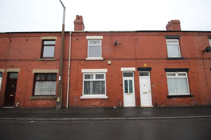 2 Bedrooms Terraced House for sale in Tootell Street, Chorley, PR7