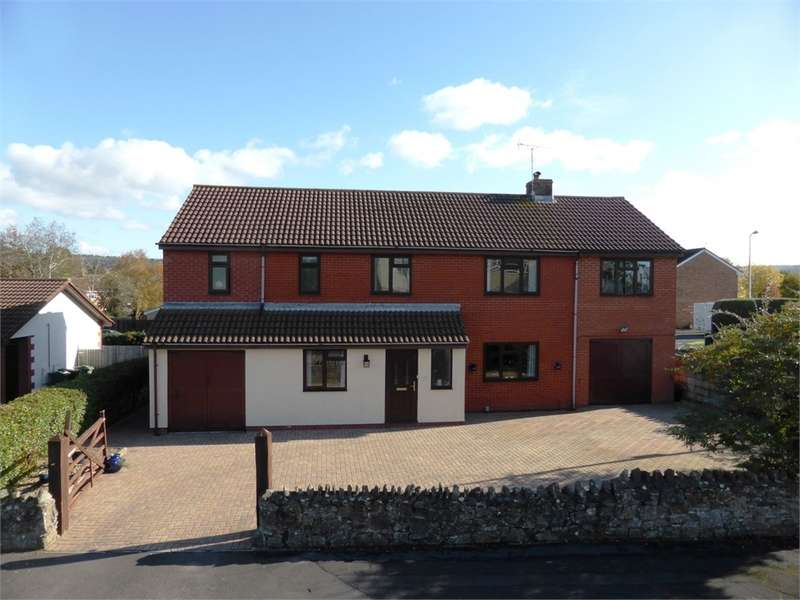 6 Bedrooms Detached House for sale in Nailsea Park, Nailsea, Bristol, North Somerset