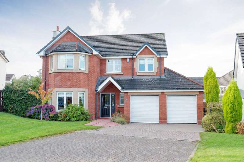 4 Bedrooms Detached Villa House for sale in Duncansby Drive, Westcraigs, Blantyre, South Lanarkshire, G72 0GH