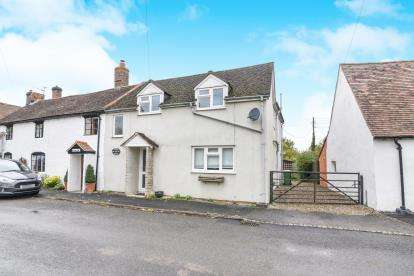 3 Bedrooms Semi Detached House for sale in East Side, North Littleton, Evesham, Worcestershire