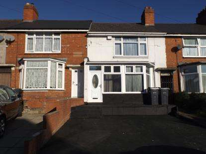 3 Bedrooms Terraced House for sale in Cotterills Lane, Bordesley Green, Birmingham, West Midlands