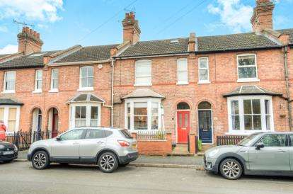 3 Bedrooms Terraced House for sale in Waller Street, Leamington Spa, Warwickshire, England