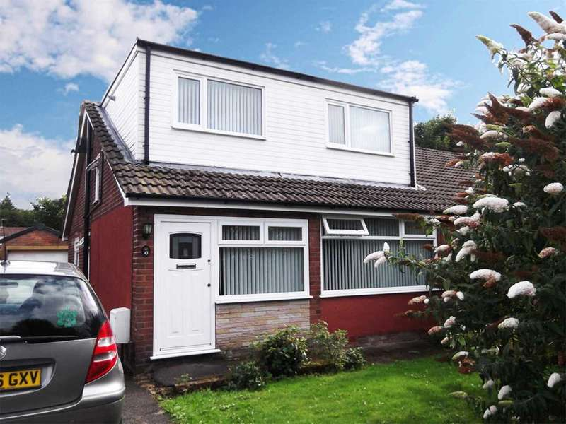 4 Bedrooms Semi Detached Bungalow for sale in Cecil Street, Royton