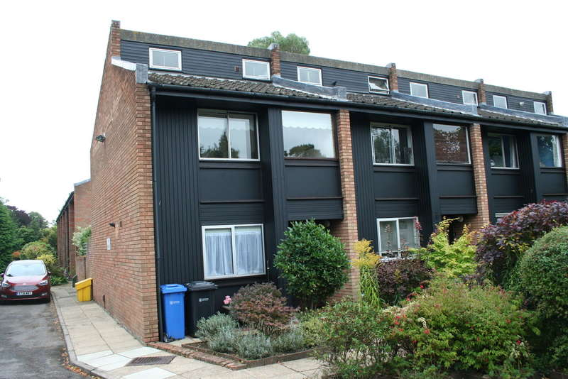 2 Bedrooms End Of Terrace House for sale in PINE CLOSE NORWICH