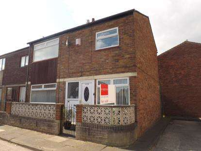 3 Bedrooms Semi Detached House for sale in Steward Crescent, Marsden, South Shields, Tyne and Wear, NE34