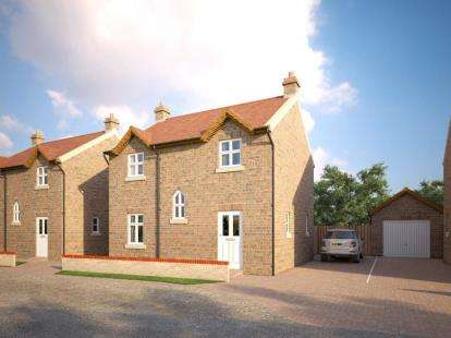 3 Bedrooms Detached House for sale in Chatteris
