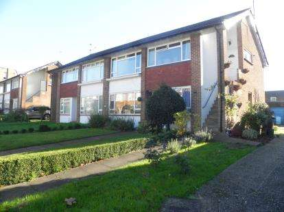 2 Bedrooms Maisonette Flat for sale in Cholmeley Court, Woodside Park Road, Woodside Park, London