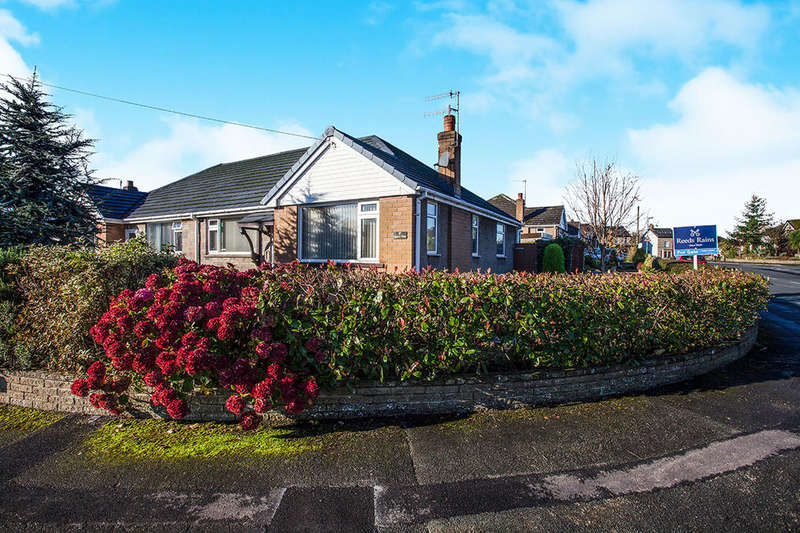 2 Bedrooms Semi Detached Bungalow for sale in Longacre Close, Carnforth, LA5