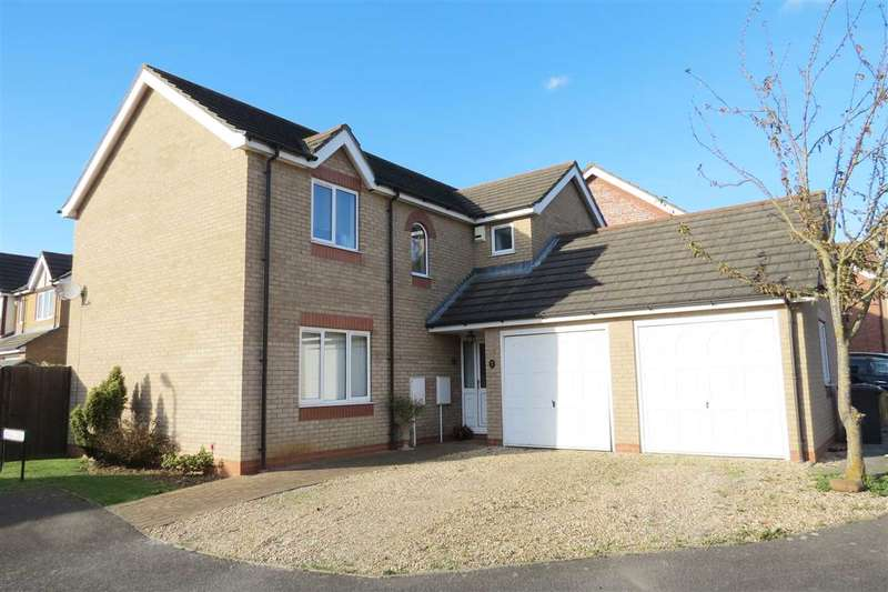 4 Bedrooms Detached House for sale in Bernicia Drive, Quarrington