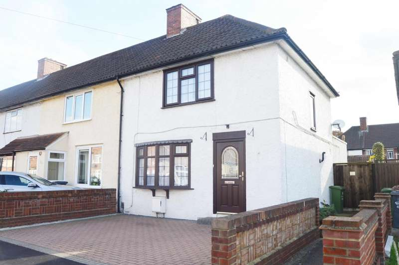 3 Bedrooms End Of Terrace House for sale in Lillechurch Road, Dagenham
