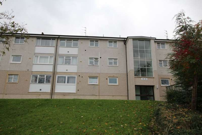 2 Bedrooms Flat for sale in Hudson Terrace, East Kilbride, Glasgow, G75