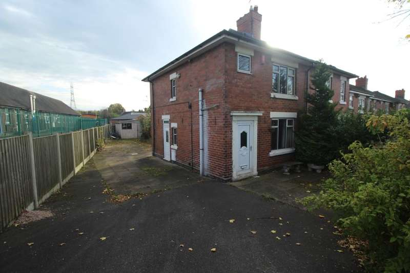 3 Bedrooms Semi Detached House for sale in Woodhead Road, Stoke-On-Trent, ST2