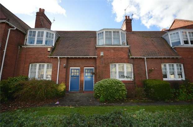2 Bedrooms Terraced House for sale in New Chester Road, Port Sunlight, Merseyside