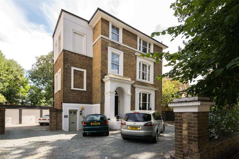 3 Bedrooms Apartment Flat for sale in The Waldrons, Croydon