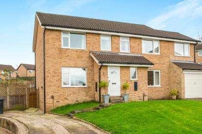 3 Bedrooms Semi Detached House for sale in Nunnington Crescent, Harrogate, North Yorkshire