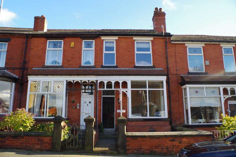 3 Bedrooms Terraced House for sale in Brownlow Road, Horwich