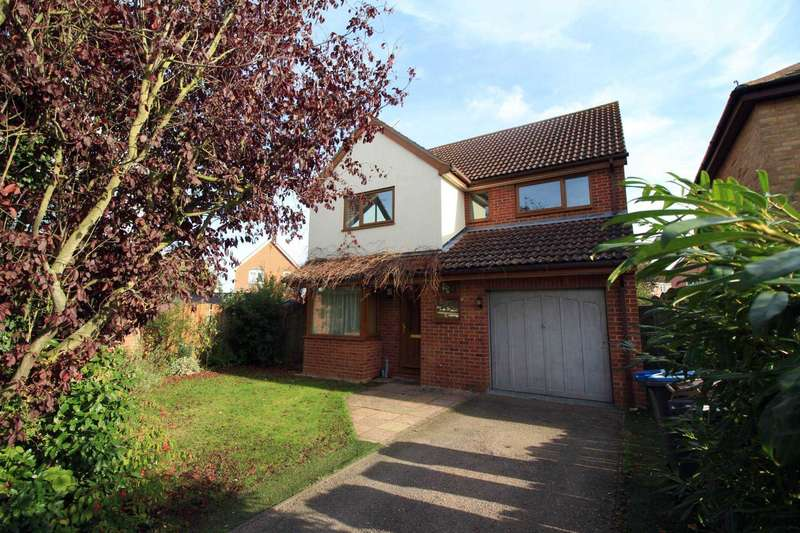 4 Bedrooms Detached House for sale in Lummis Vale, Kesgrave