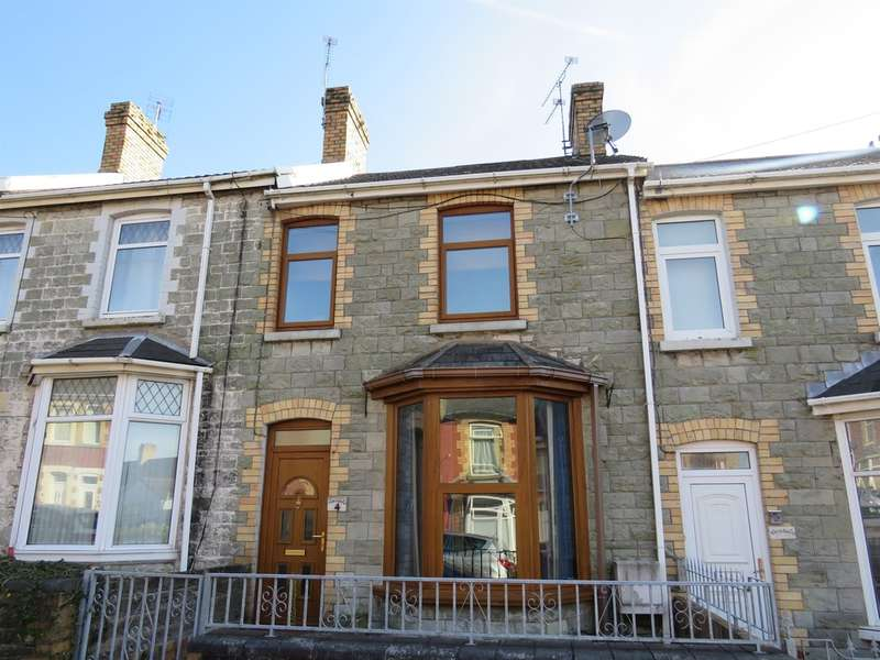 2 Bedrooms Property for sale in Charles Street, Bridgend