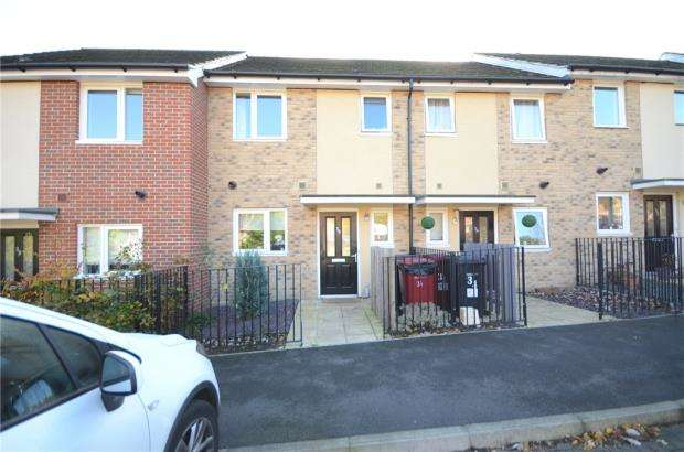 3 Bedrooms Terraced House for sale in Tay Road, Tilehurst, Reading