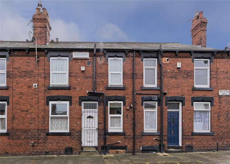 2 Bedrooms Terraced House for sale in South End Grove, Leeds, West Yorkshire, LS13